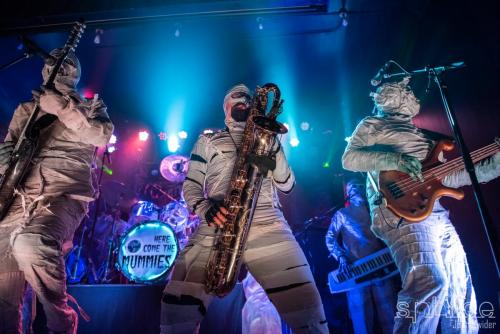 Here Come the Mummies © John Swider